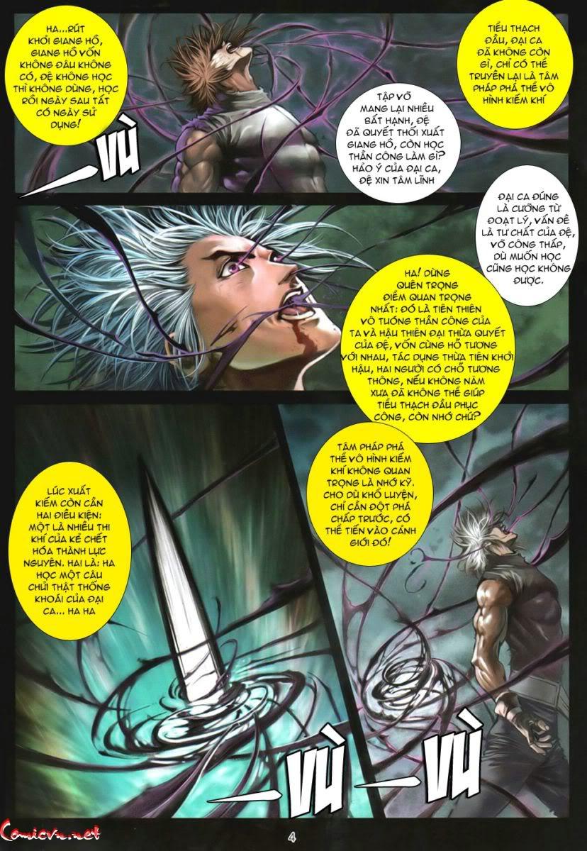 Ôn Thuỵ An Quần Hiệp Truyện chap 93 - Trang 4
