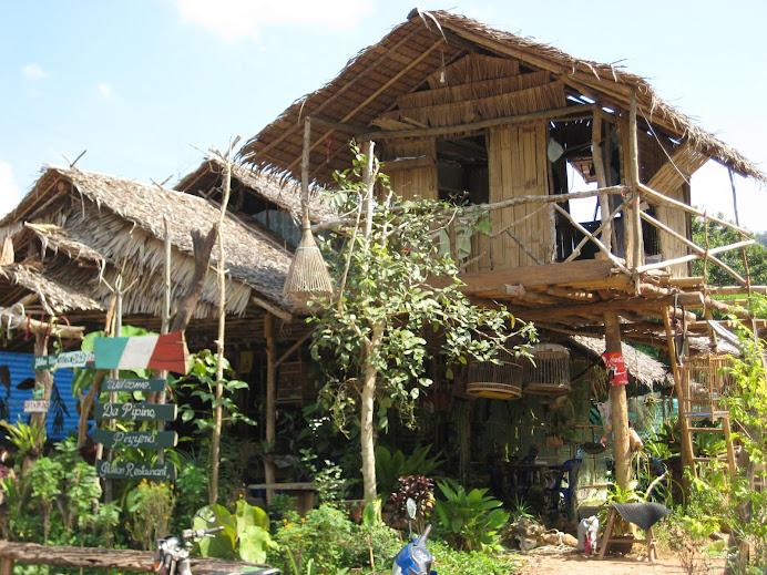 Khao Sok Huts