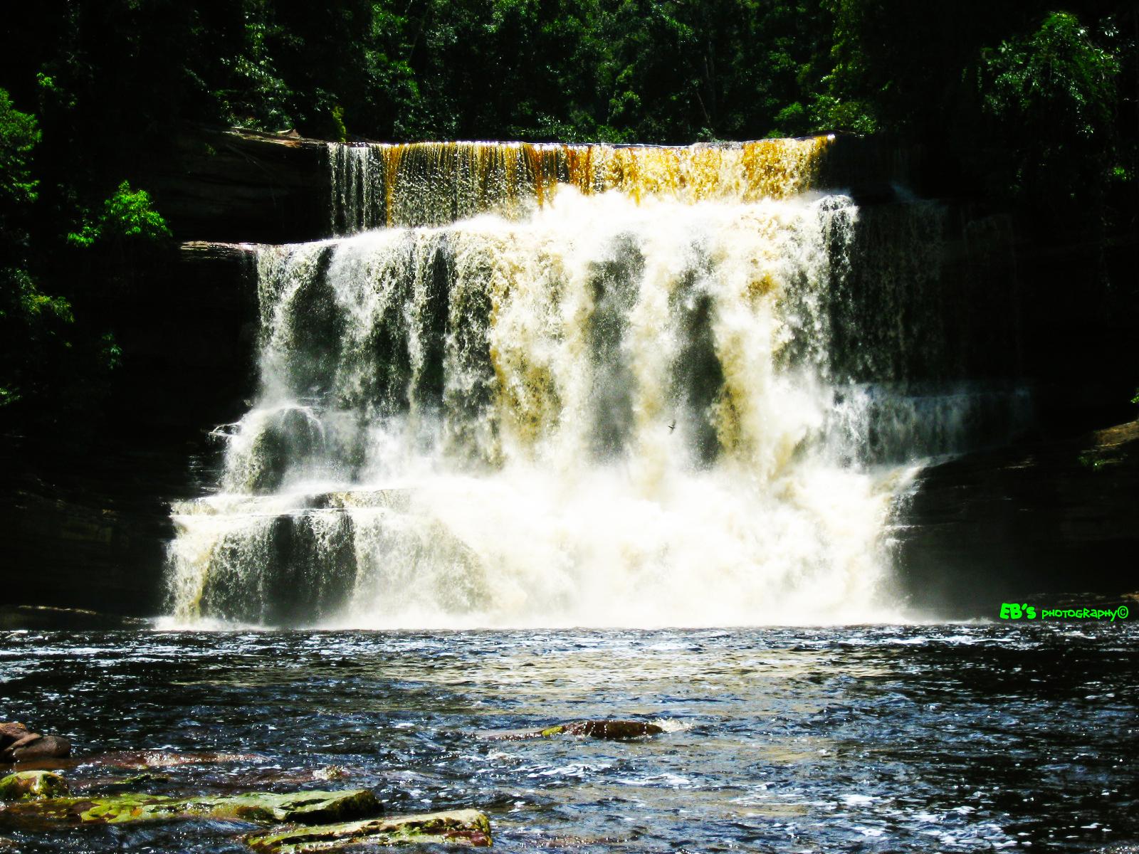 how to get to maliau basin