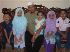 Bersama anak-anak