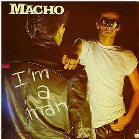 funny worst stupid record covers macho im a man in dark sunglasses or a mask