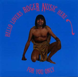 funny weird album covers roger nuci for you only hello lovers blue background photo