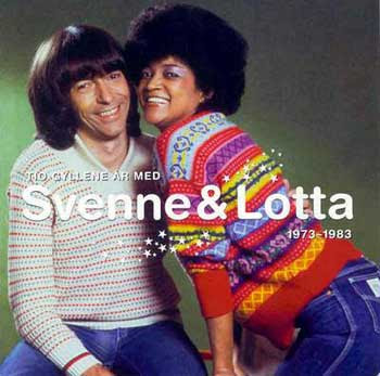 funny album covers svenne and lotta best of 73 to 83