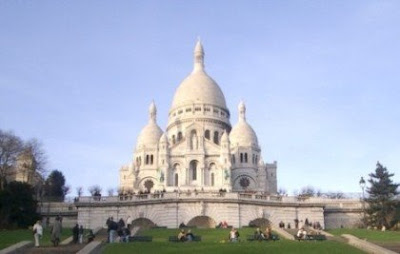 france paris photos sacre coeur basilica picture almost best views of paris