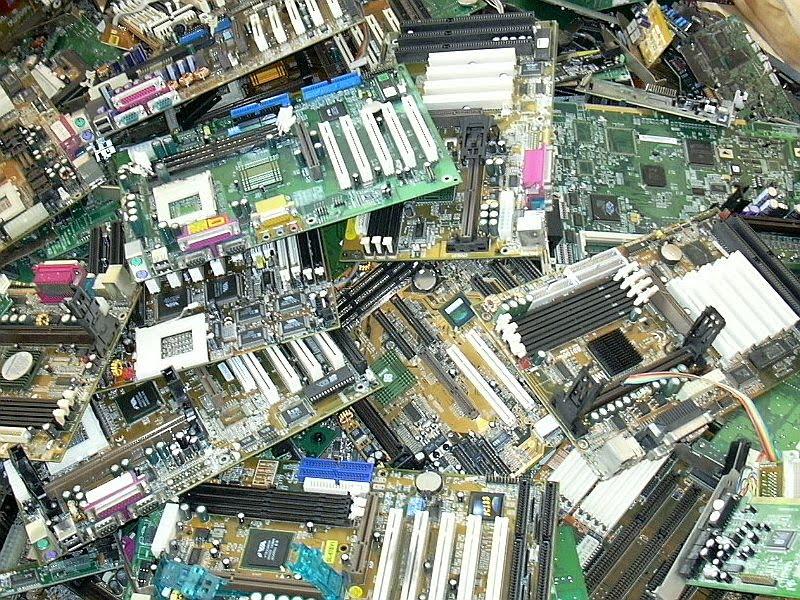Ingeniería y Computación: Basura electrónica o E-Waste, un serio ...