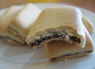 I love fig rolls