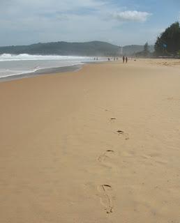 Karon Beach, 21st June