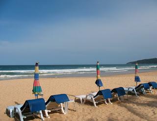 Karon Beach 19th September