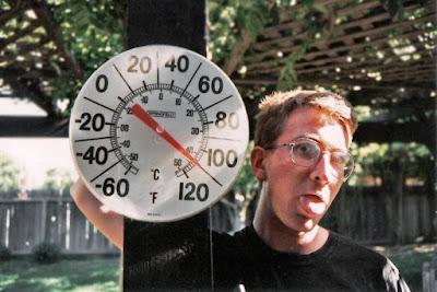 Sacramento, 1991, 110 F
