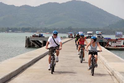 Manao Pier at Koh Yao Noi