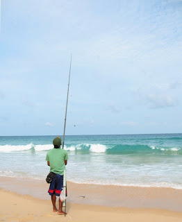Karon Beach Fisherman