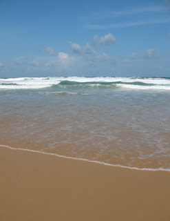 Karon Beach - perfect weather?
