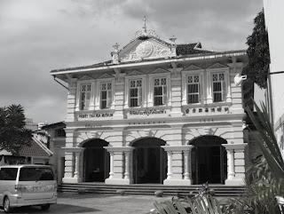 Phuket Thai Hua Museum Building