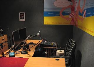 Phuket 91.5 FM Studio
