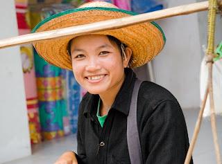 Street Vendor in Phuket Town