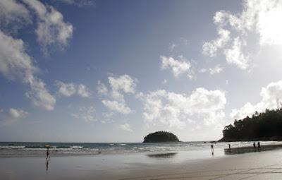 Kata Beach, 11th August