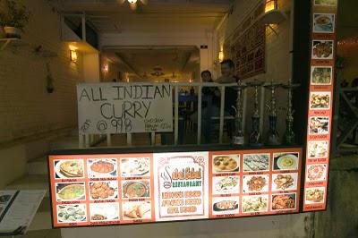 Sabai Sabai curry house in Kata