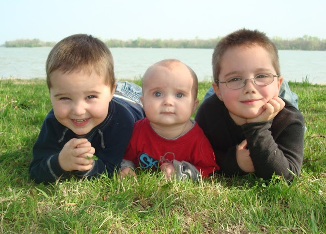 My Three Sons!