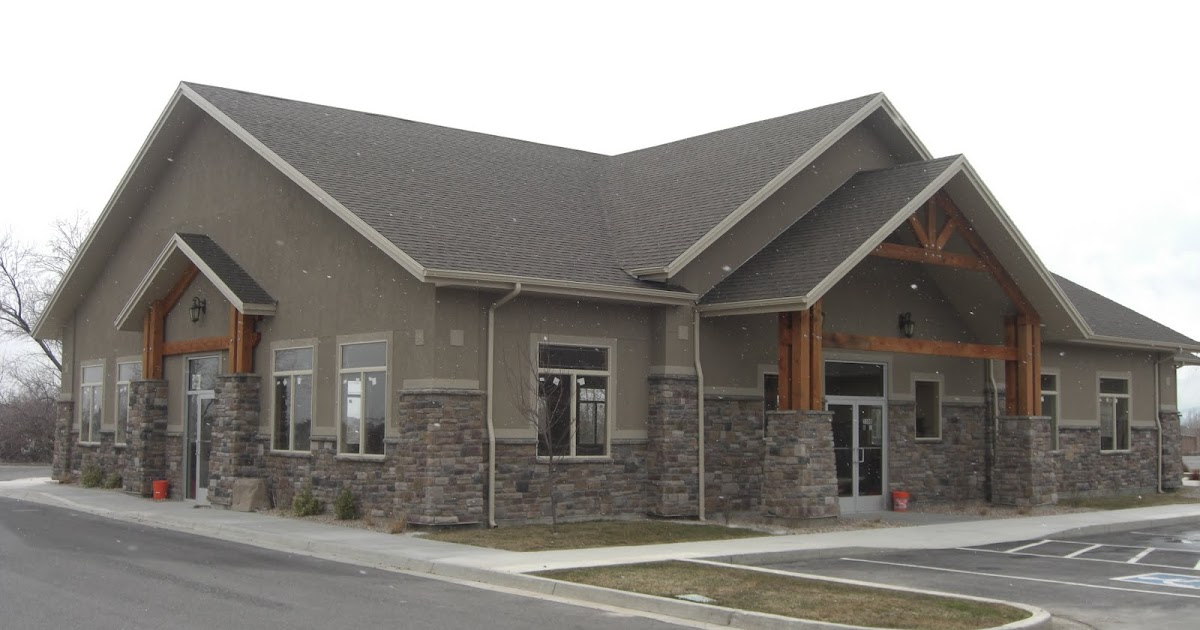 Stucco Tech Small Commercial Buildings