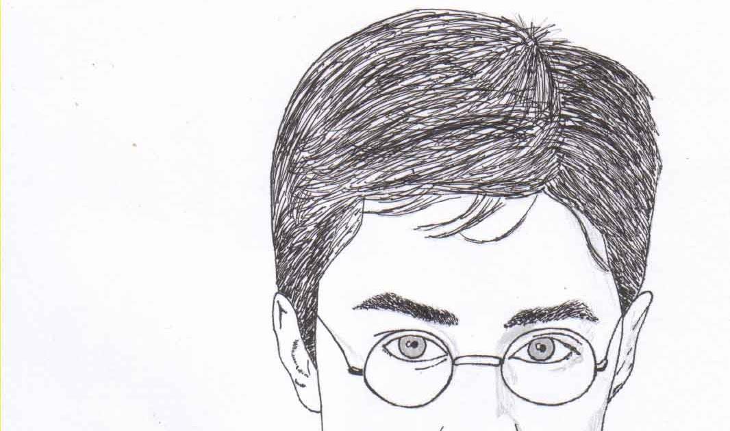 Blanco Y Negro Harry Potter