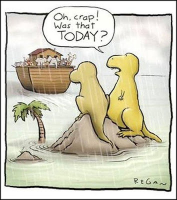 Why Dinosaurs Became Extinct