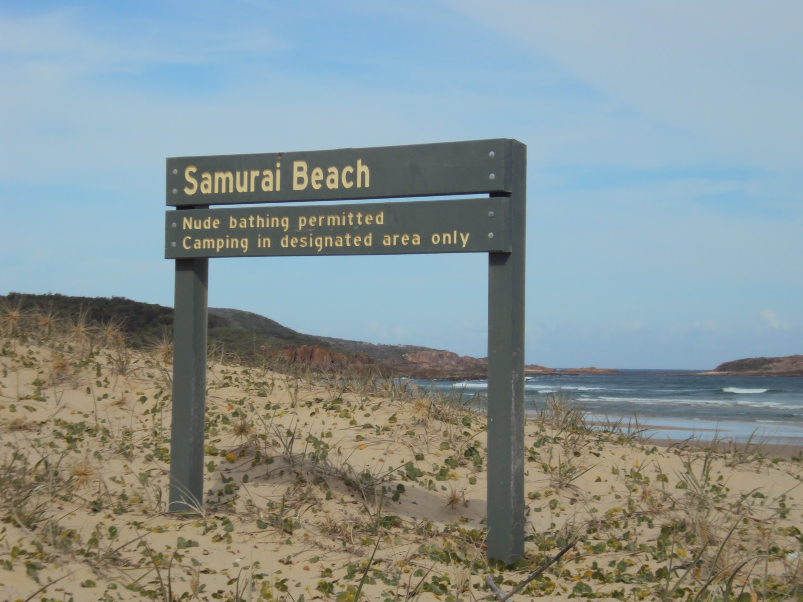 Пляж самурай австралия фото