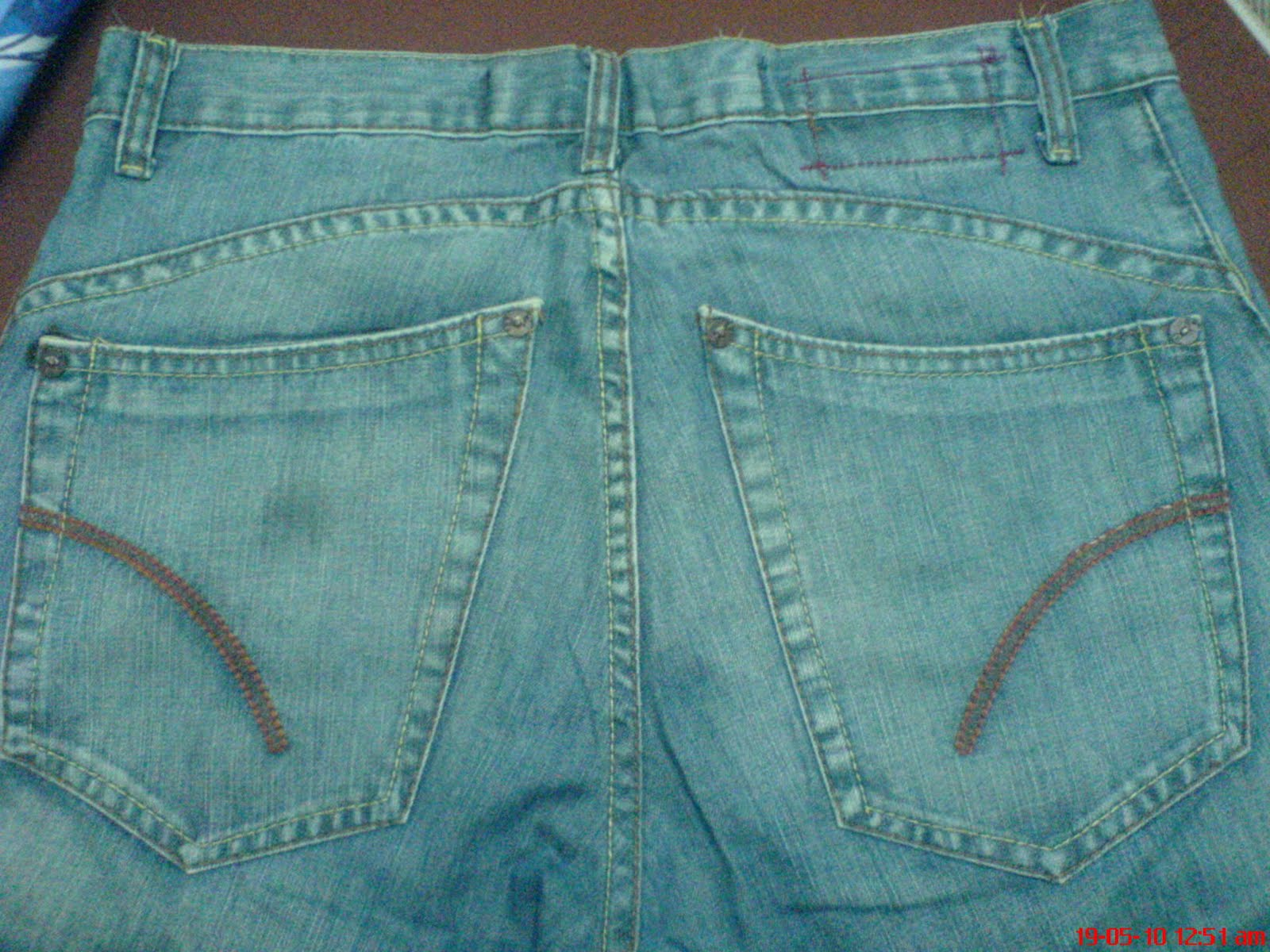 Planet Vintage Jeans Zara Sold Andrew Smith Regular Fit Biru 31 Kaler Lusuh Design Mcm Levis Engineer Original Bundle Waist 32 Condition 9 10 Price