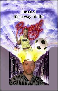 Joseph Brazil Poster