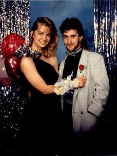 Joseph and Melissa 1988 Girl's Reverse