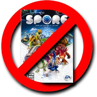 Not Buying Spore