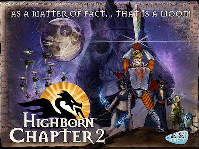 Highborn Chapter Two