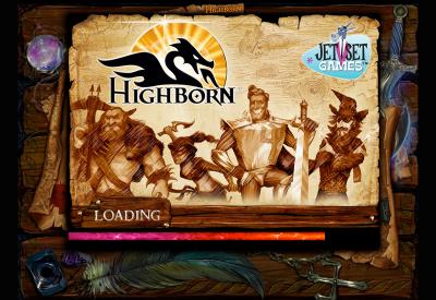 Highborn Chrome
