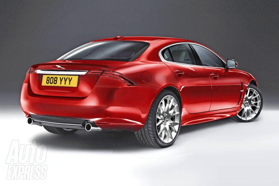 Metro's Car-Blog: Auto Express' Take on New Baby Jaguar