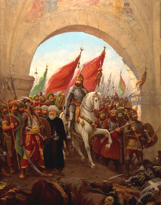 1453 - La Caída de Constantinopla
