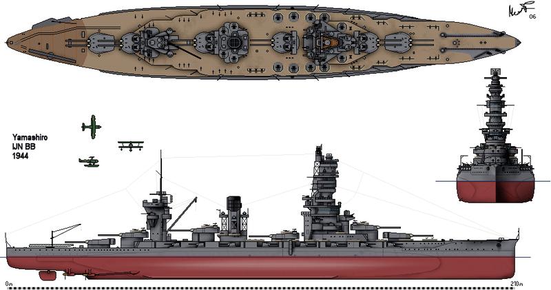 Classe Fuso 800px-Yamashiro1944