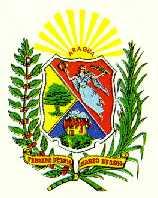 Escudo del Estado Aragua .