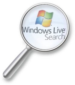 Windows Live SMS Search