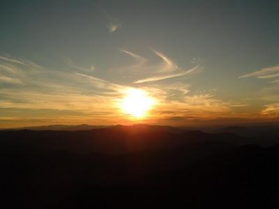 Mt. Le Conte