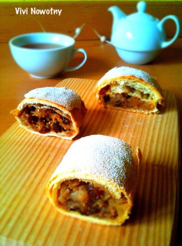 Wiener apfel strudel recipe