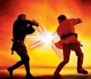 Fuente: fotograma del film La Guerra de las Galaxias