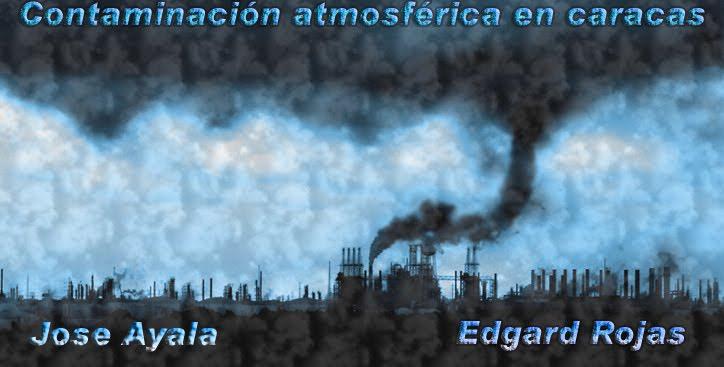 Contaminacion atmosferica en Venezuela