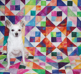 Pixxie the Professional Quilt Model