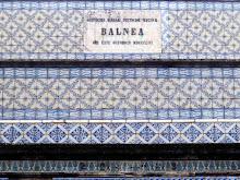 """""""Casa dos Banhos"""" Balneário D. Maria II"""