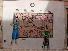 Graffitis arte ou vandalismo