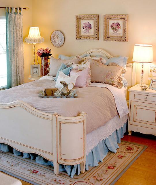 SALTY CHEEK French boudoir ~ Quarto Romantico Vintage