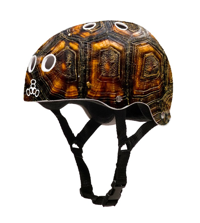 I ____THIS AD: Idea: Helmet Made From Turtle Shell
