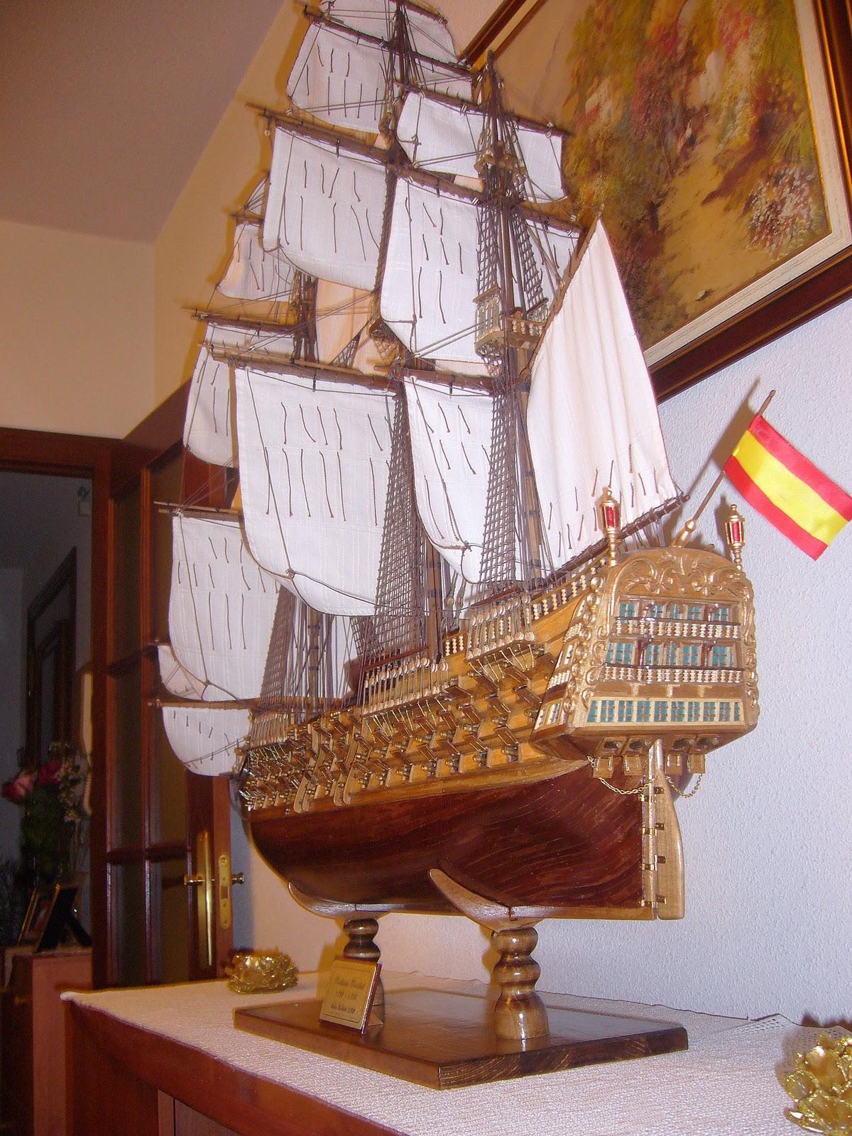 Mis trabajos con madera modelismo naval - Casas de marqueteria ...