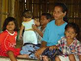 Keluarga angkat dari Kuala Koyan
