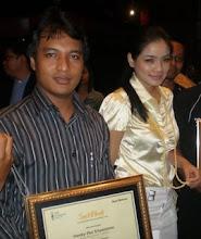 """Bakso Malang Kota """"Cak Eko"""" Juara I Bisnis Indonesia Young Entrepreneur Award 2008 Kategori Utama"""