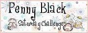 Penny Black Saturday Challenge